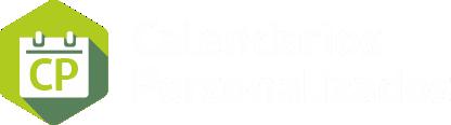 Logo Calendarios personalizados